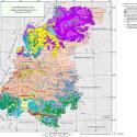 Геологическое строение территории Нижегородской области